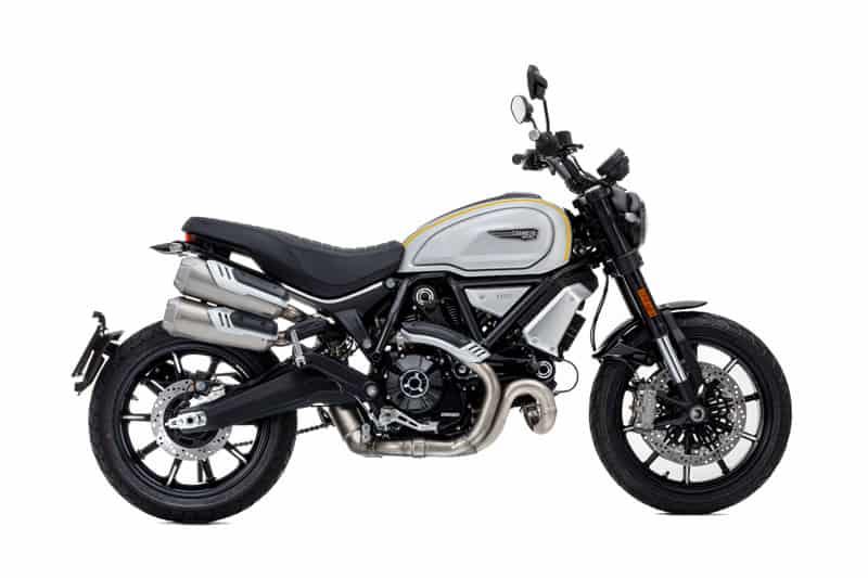 เปิดตัว Ducati Scrambler 1100 Pro และ 1100 Sport Pro ใหม่ สวย โฉบเฉี่ยว งามตา | MOTOWISH 2