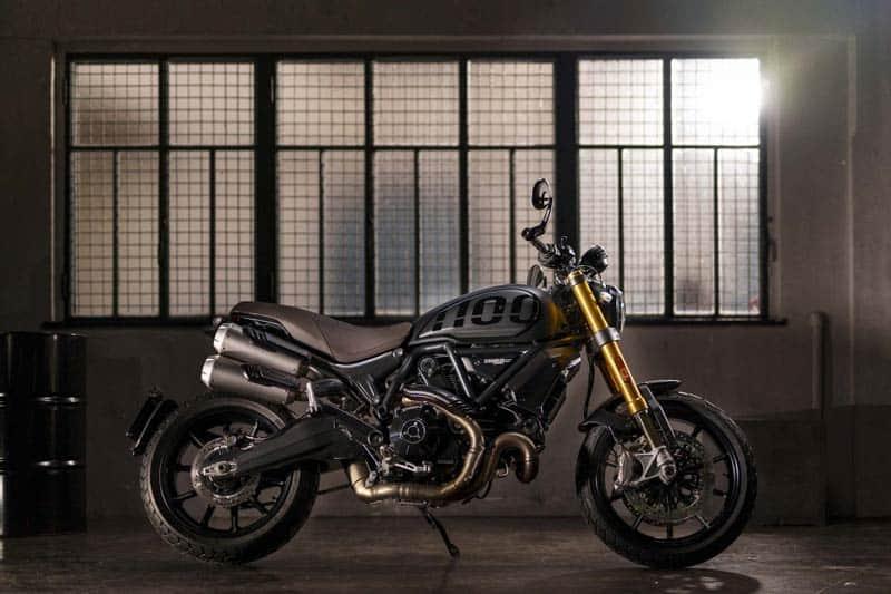 เปิดตัว Ducati Scrambler 1100 Pro และ 1100 Sport Pro ใหม่ สวย โฉบเฉี่ยว งามตา | MOTOWISH 1