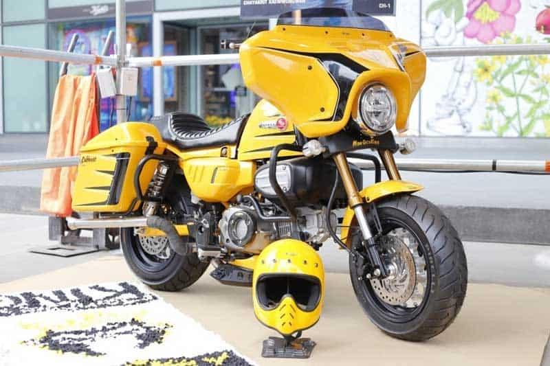 จัดเต็มรถแต่ง Monkey และ C125 สนั่นเวที BKK Bike Fest | MOTOWISH 2