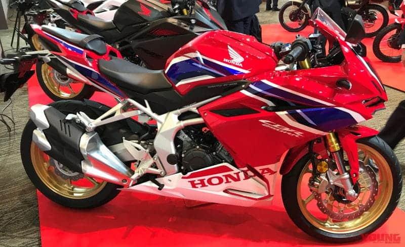 เตรียมพบกับ Honda CBR 250RR 2020 สปอร์ตไบค์ตัวเล็ก แต่ทรงพลัง กลางปีนี้ | MOTOWISH 1