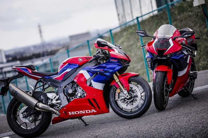 ชมภาพ และเสียงคำราม Honda CBR1000RR-R 2020 สเปค British Superbike | MOTOWISH 1