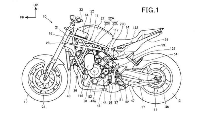 Honda กำลังพัฒนาเครื่องยนต์ V-Twin ที่มาพร้อมกับเทคโนโลยีซูเปอร์ชาร์จ | MOTOWISH 2