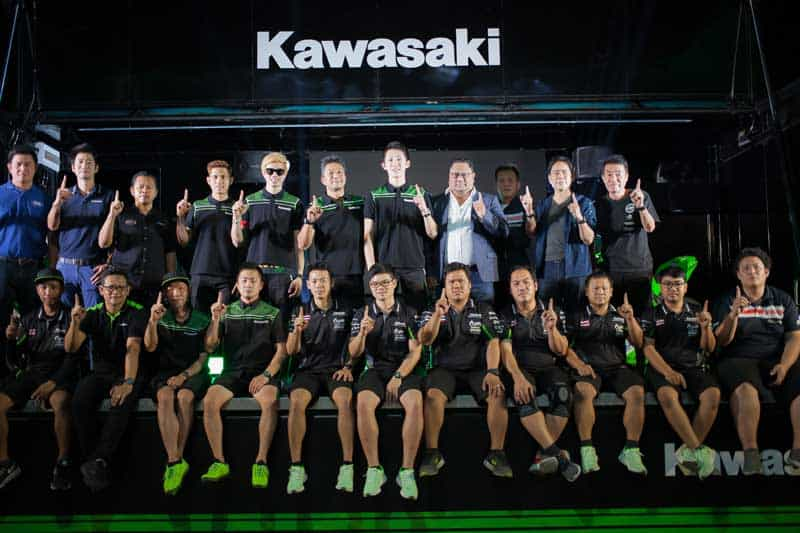 Kawasaki ปิดฤดูกาลอย่างยิ่งใหญ่กับ KRRC 2019 Final Round | MOTOWISH 1