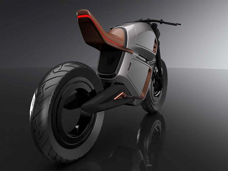 NAWA เปิดแนวคิดรถจักรยานยนต์ไฟฟ้าล้อไร้ดุม พร้อมเทคโนโลยีแบตเตอรี่ไฮบริดเจ้าแรกของโลก | MOTOWISH 2
