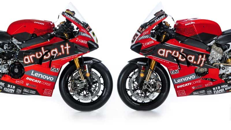ARUBA.IT Ducati เปิดตัวทีมแข่ง WorldSBK 2020 พร้อมตัวแข่ง V4R มาเพื่อแก้แค้น | MOTOWISH 1