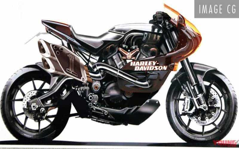 Harley Davidson อาจสร้างสปอร์ตไบค์รุ่นใหม่เร็วๆ นี้ หรือ VR1000 กำลังจะกลับมา | MOTOWISH 1