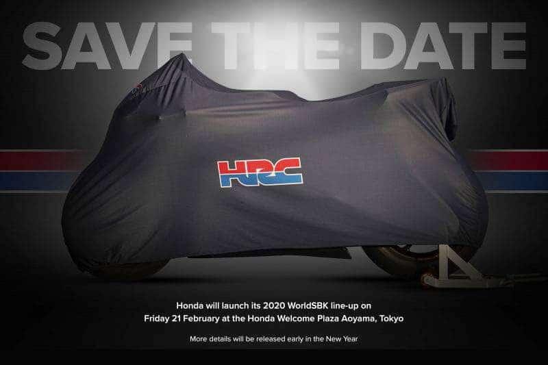 ลิ้งค์ชมสด!! 21 กุมภาพันธ์ เปิดตัวทีมแข่งฮอนด้า HRC ทวงบัลลังก์แชมป์ WSBK 2020 | MOTOWISH