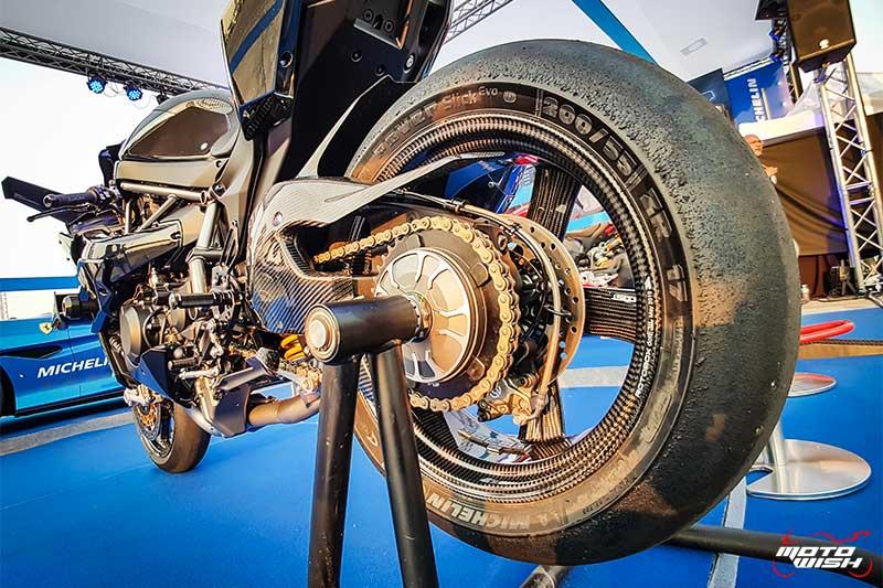 มิชลิน พาวเวอร์ สลิค อีโว ยางสำหรับการขี่แบบแทร็กเดย์โดยเฉพาะ เทคโนโลยีจากรถแข่ง MotoGP | MOTOWISH 4