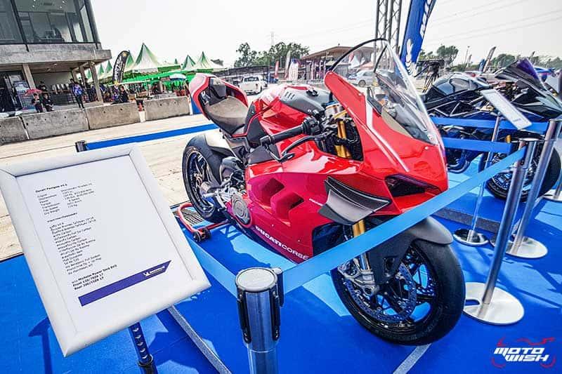 มิชลิน พาวเวอร์ สลิค อีโว ยางสำหรับการขี่แบบแทร็กเดย์โดยเฉพาะ เทคโนโลยีจากรถแข่ง MotoGP | MOTOWISH 10