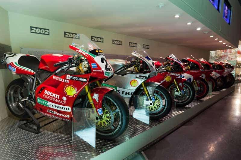 ไวรัสโคโรนา กระทบหนักถึงยุโรป Ducati ประกาศปิดห้ามเข้าเยี่ยมชมพิพิธภัณฑ์ จนถึงสิ้นเดือนมีนาคม | MOTOWISH 1