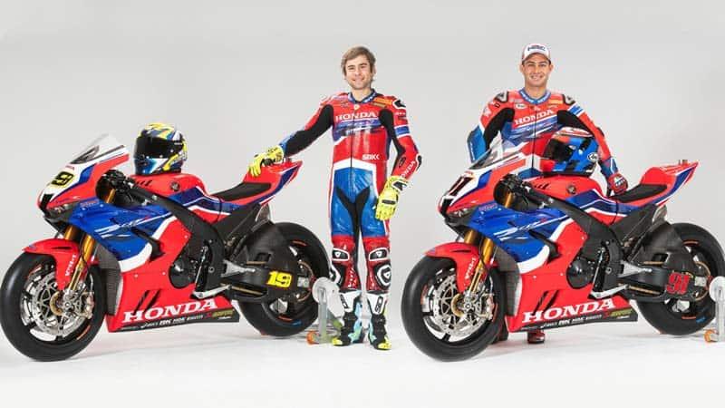 Honda เปิดตัวทีมแข่ง WorldSBK พร้อม CBR1000RR-R ตัวกลั่น ที่ทั่วโลกจับตารอชม | MOTOWISH 2
