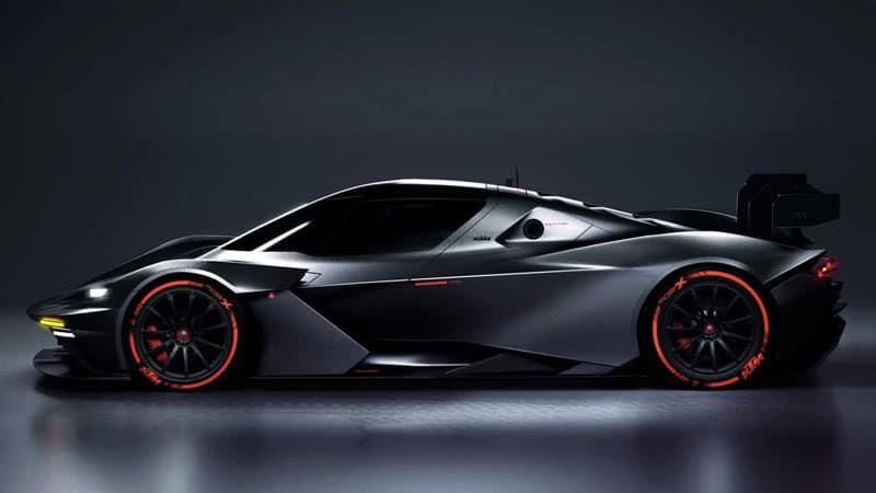 อะไรนะ!! KTM สร้างซูเปอร์คาร์ 600 แรงม้า เอาจริงดิ ? | MOTOWISH 1