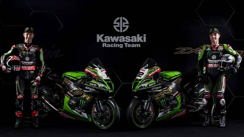 Kawasaki เปิดตัวทีมแข่ง WorldSBK 2020 พร้อมป้องกันแชมป์โลกอีกสมัย | MOTOWISH 1