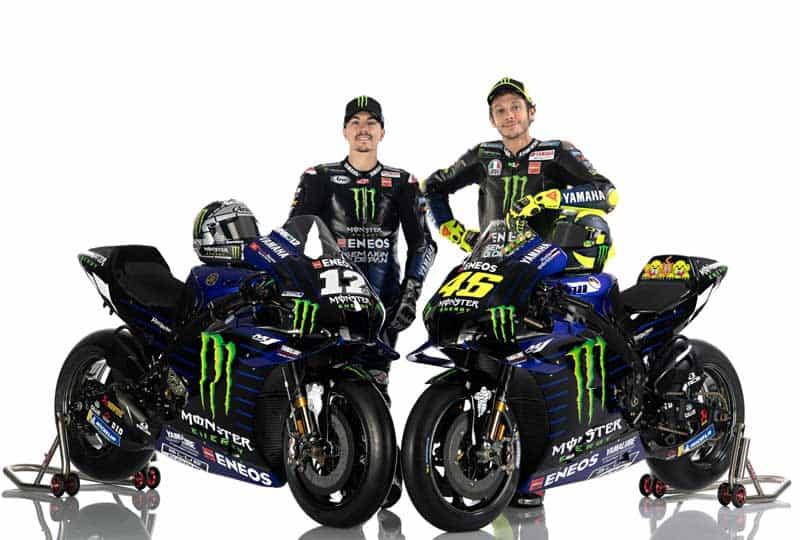 Yamaha เปิดตัวทีมแข่งโรงงาน และทีมอิสระ Petronas SRT ผนึกกำลังล่าแชมป์โลก MotoGP 2020 | MOTOWISH 6