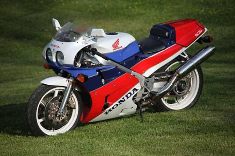 Honda ปิ๊งไอเดีย ผุดโครงการผลิตอะไหล่แท้ ปลุกตำนาน VFR750R