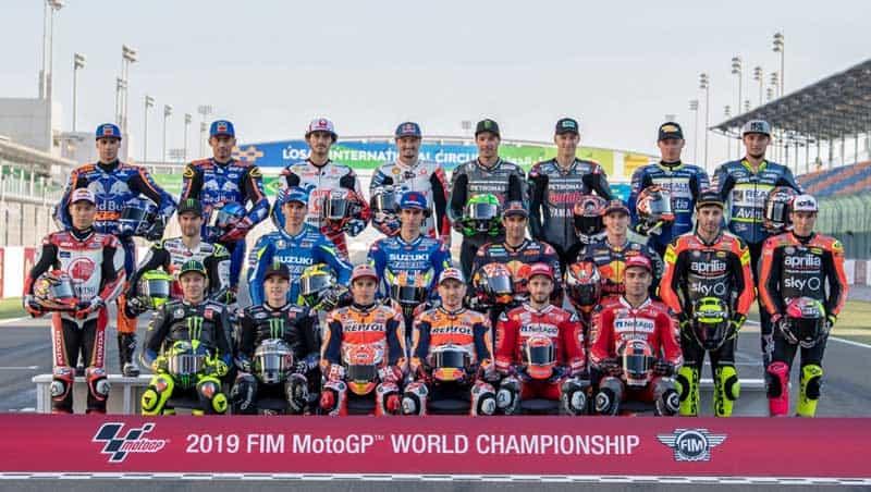 ไวรัสโคโรนาทำพิษ QatarGP ยกเลิกการแข่งขัน MotoGP   MOTOWISH 2