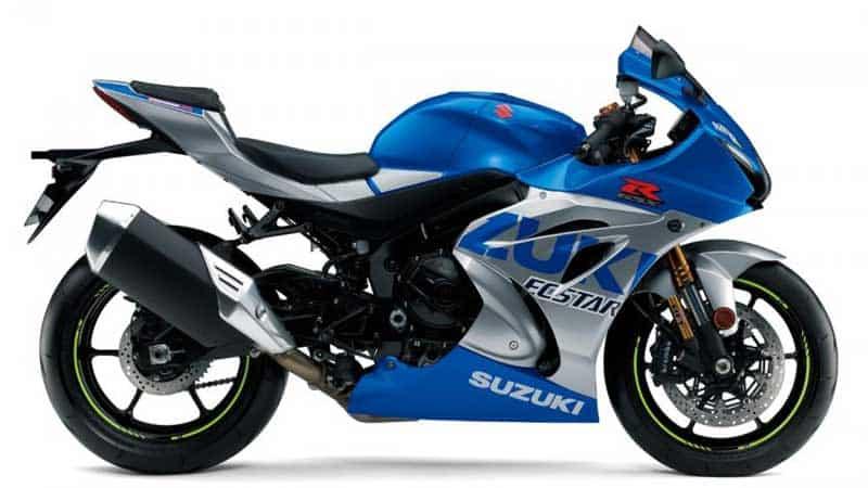 Suzuki GSX-R1000R 2020 เฉียดสีใหม่ ลายตัวแข่ง MotoGP