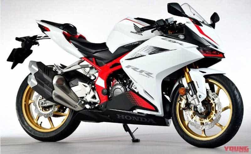 2020 Honda CBR250RR อัพเเกรดใหม่เร้าใจกว่าเดิม