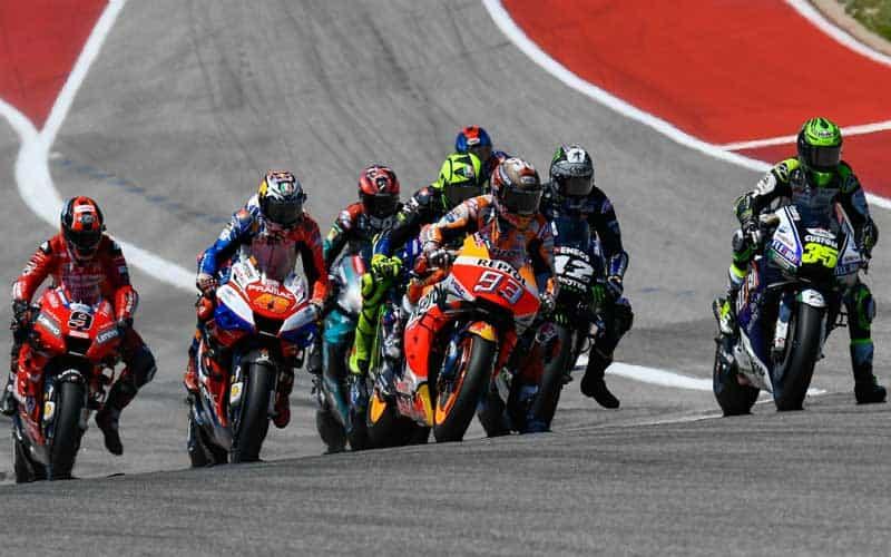 MotoGP เฆเรซ ประเทศสเปน สนามแรกเลื่อนอีกแล้ว