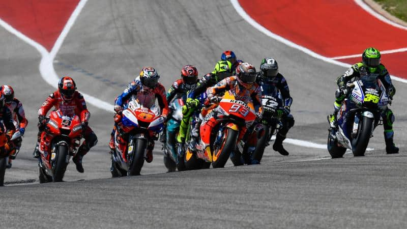 MotoGP สนามอเมริกา เลื่อนการแข่งขัน หลังรัฐเท็กซัสประกาศภาวะฉุกเฉินไวรัสโคโรนา เจอกันพฤศจิกายน | MOTOWISH 1