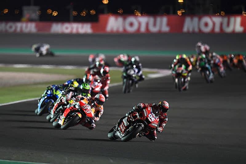ตารางและเวลาแข่งขัน MotoGP 2020 สนามที่ 1 ประเทศกาตาร์ | MOTOWISH 2