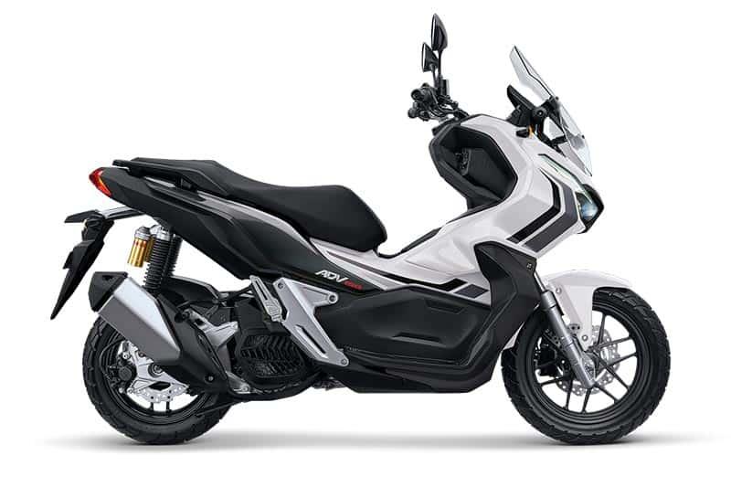 Honda New ADV150 White