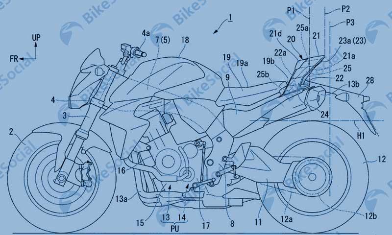 นวัตกรรมบั้นท้ายแอโรไดนามิกจาก Honda