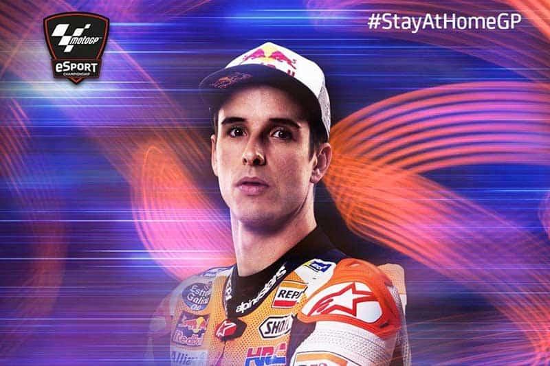 MotoGP Virtual Race Round 2 1