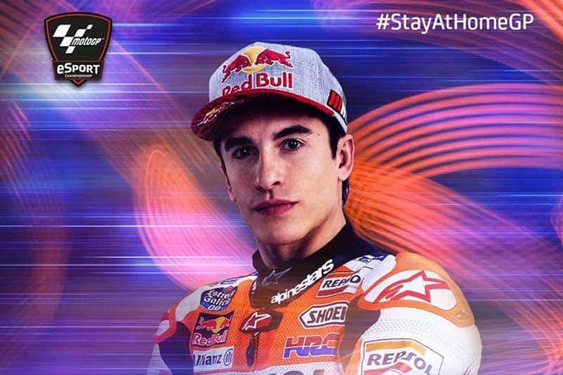 MotoGP Virtual Race Round 2