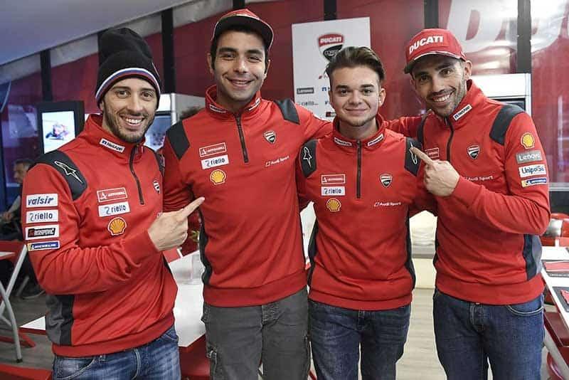 Ducati เปิดตัวทีมแข่งโมโตจีพี อีสปอร์ต พร้อมดึงตัวแชมป์โลกเข้าร่วมทีม