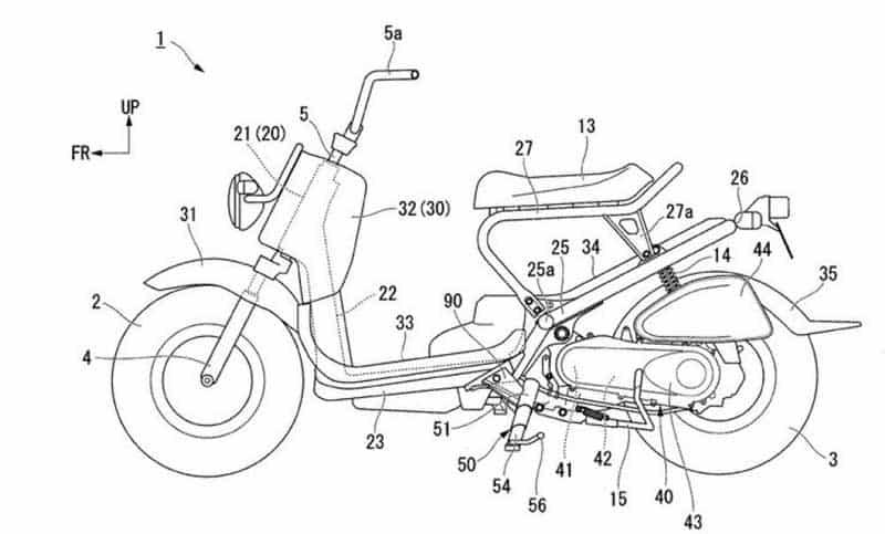 Honda จดสิทธิบัตรขาตั้งใหม่ มันดีกว่าเดิมยังไง ?