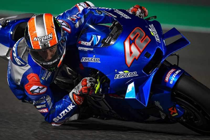 """Ducati อกหัก """"อเล็กซ์ รินส์"""" ต่อสัญญา Suzuki อีก 2 ปี"""