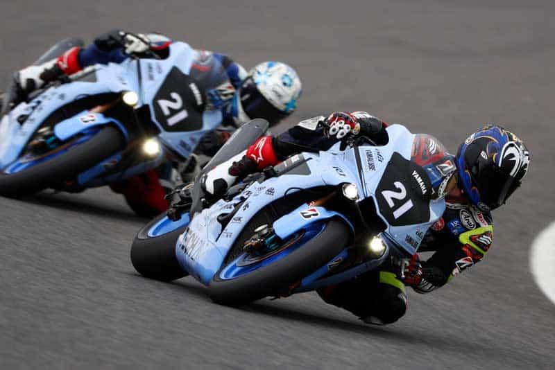 Yamaha ถอนตัวไม่ร่วมแข่ง ซูซูกะ 8 ชั่วโมง