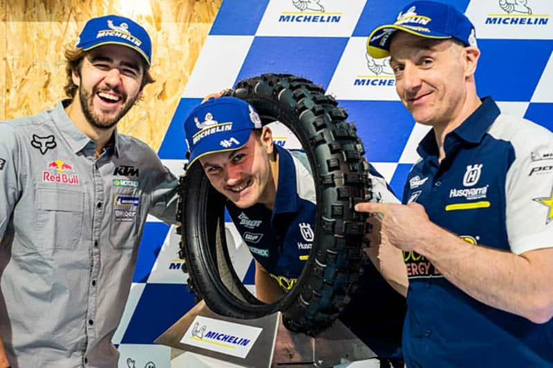Michelin Rider