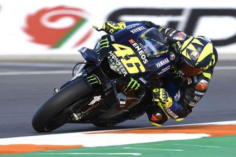 MotoGP yamaha Rossi 2020-1