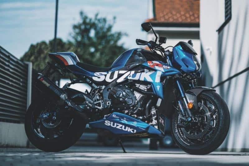 Suzuki Virus 1000 -1