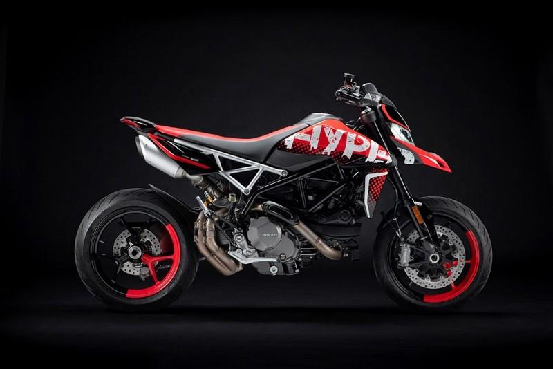 Ducati Hypermotard 950 RVE-1
