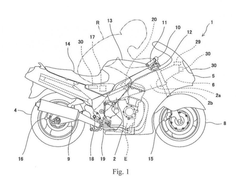 kawasaki safety electric patent-1