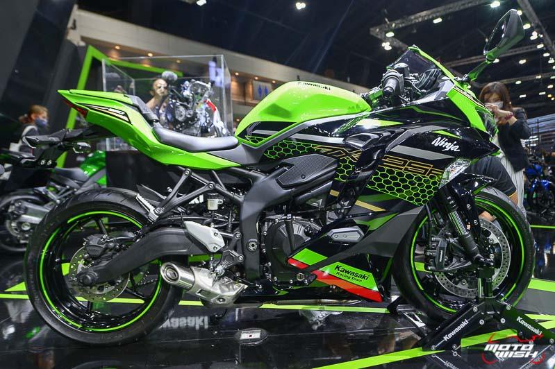 Kawasaki Ninja ZX-25R-Motor-Show-2020