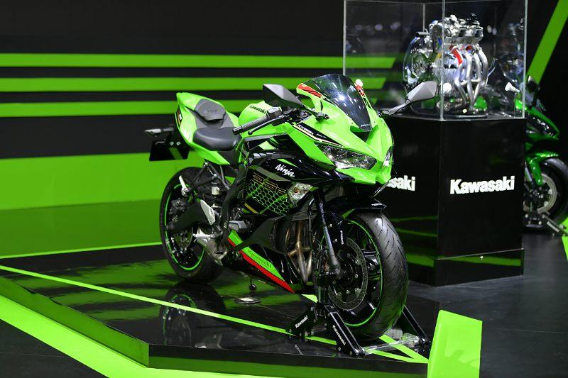 kawasaki ninja zx25r