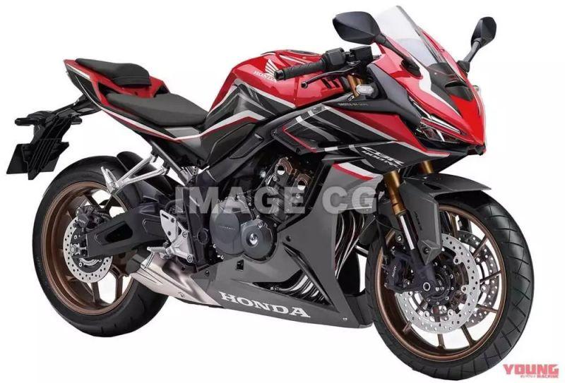 Honda-CBR400RR