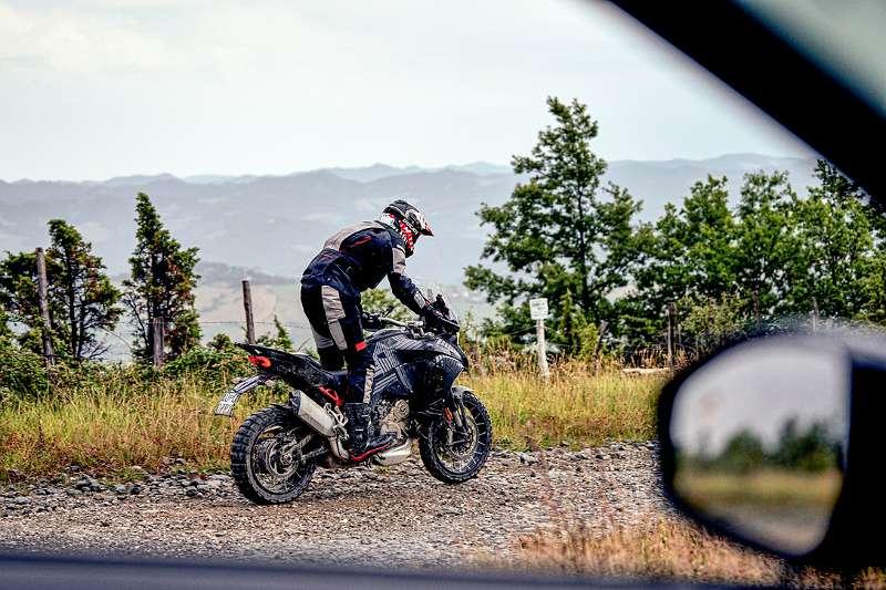 2021 Ducati Multistrada V4