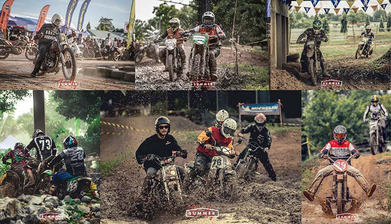 Michelin The Dust Summer Rally 2