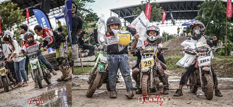 Michelin The Dust Summer Rally 7
