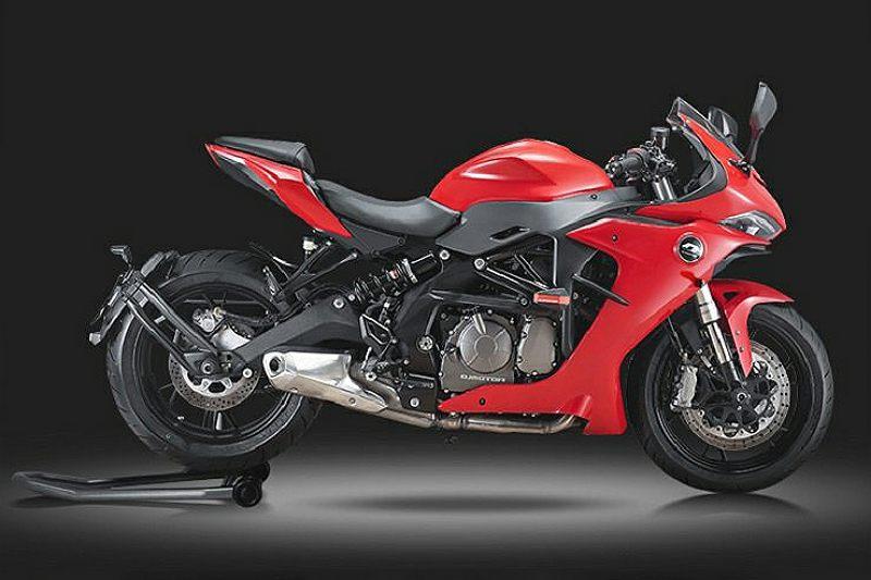 QJ Motor SRG 600