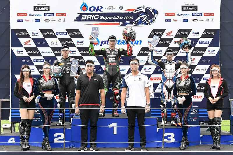 or bric superbike สนาม 3 race-3