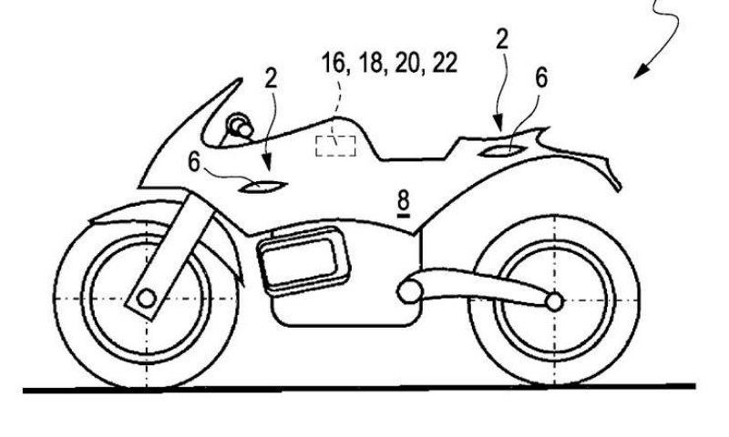 patent BMW active aero-2