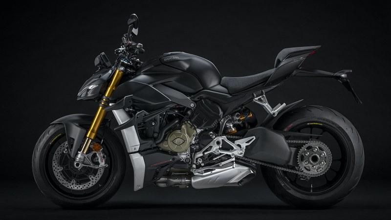 Ducati streetfighter V4 2021 Dark Stealth-1