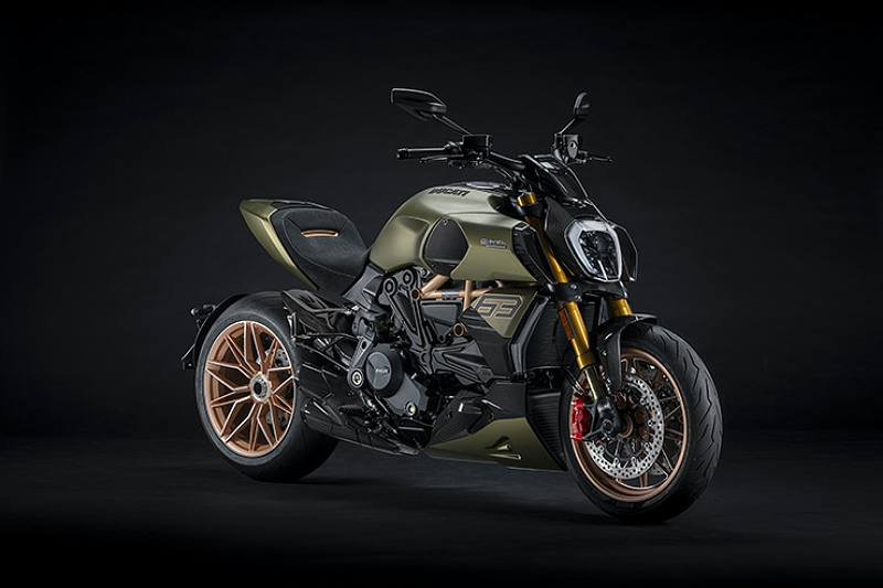 Ducati Diavel 1260 Lamborghini Limited Edition