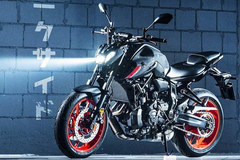 Yamaha MT-07 2021 -1